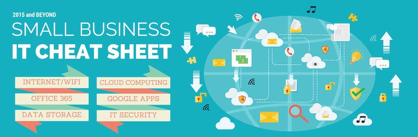 IT Cheat Sheet 2015 iFeeltech
