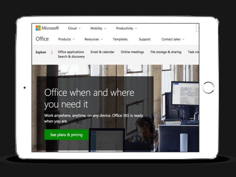 Microsoft Office 365 Doral FL iFeeltech