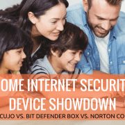 Home Internet Security Device Showdown - iFeeltech