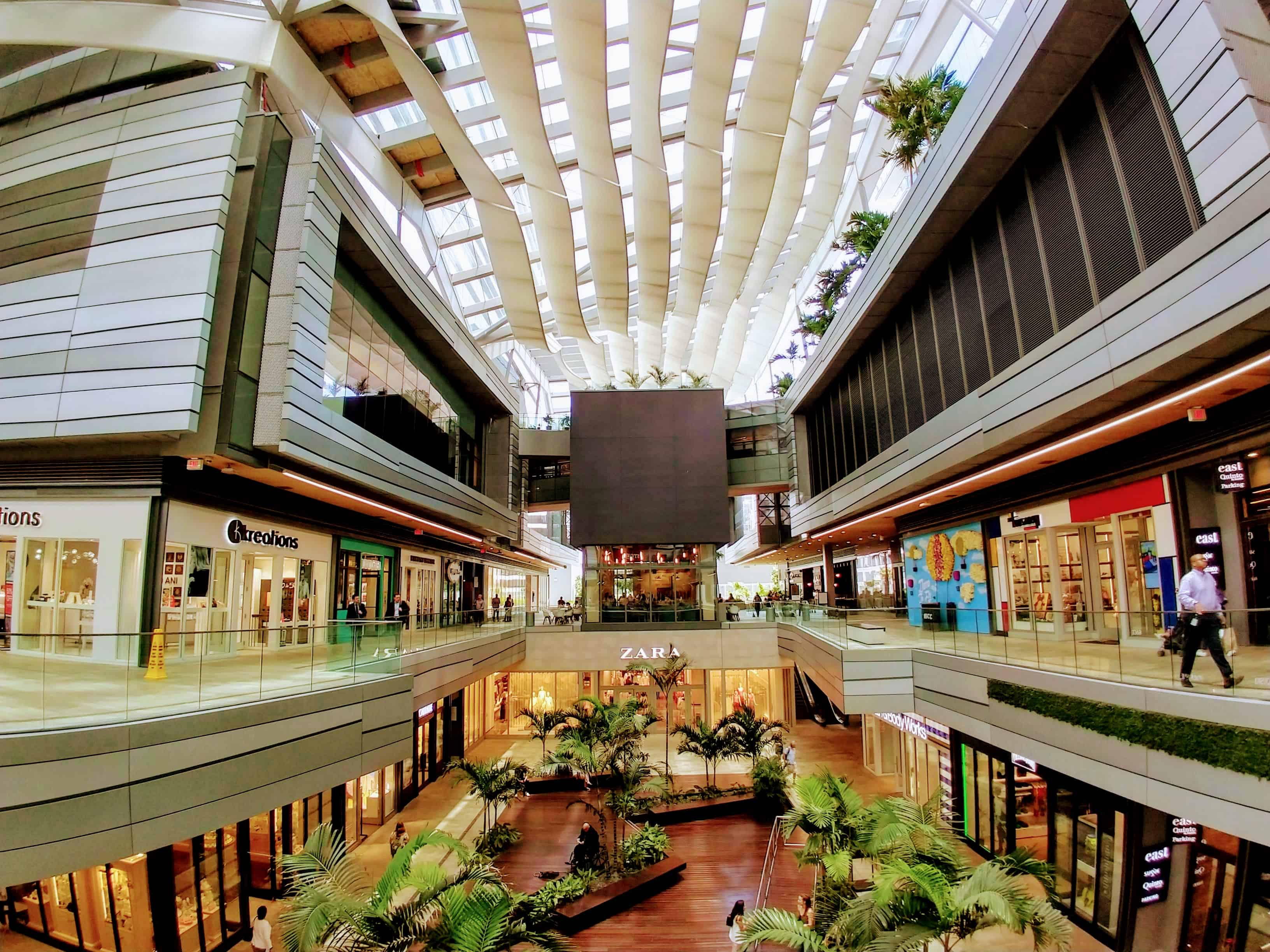 Brickell City Center Inside
