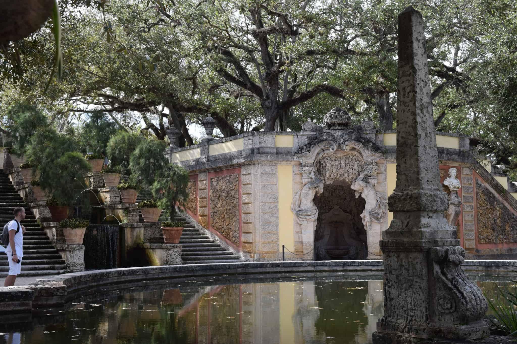 Villa Vizcaya Garden
