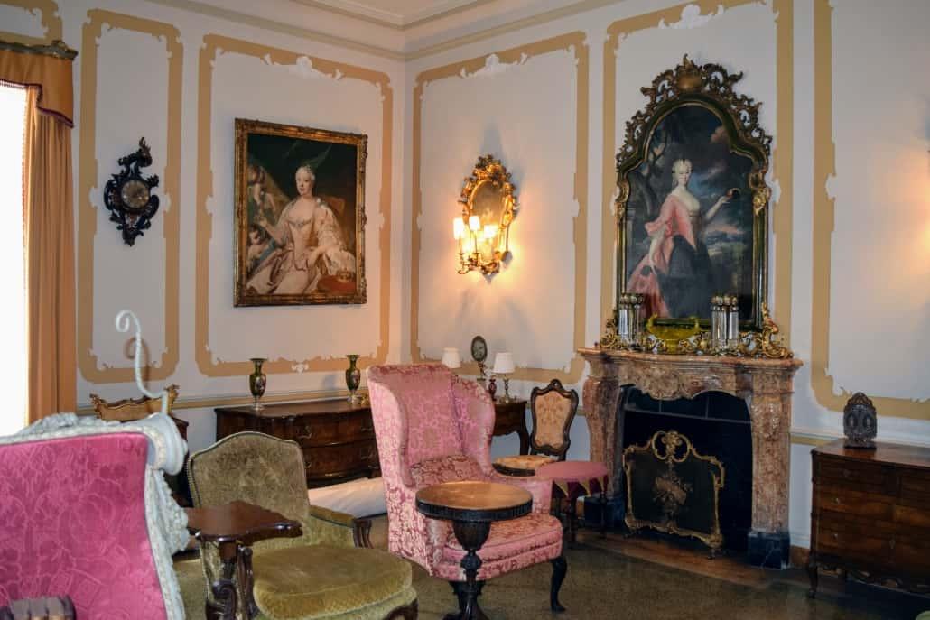 Vizcaya Rooms
