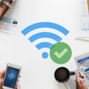 small business wireless security