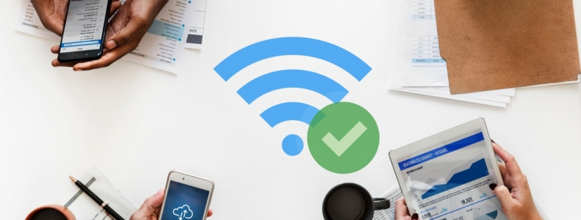 small business wifi security